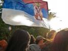 (сутрадан је био други круг председничких избора у Србији)