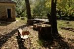 После кафе крећемо дуж тока Дојкиначке реке ка Арбињу