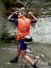 До водопада пратите Нешу - на леђима је ЗНАК!