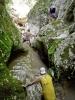 Ово је дословно (аритметички) најужи део кањона Брњице
