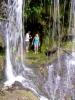 Завлачимо се посвуда по водопаду