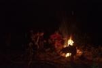 И наравно, вечера уз ватру...романтика камповања