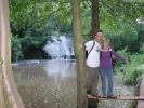 ... вештачки водопад. И-ју! ево Београдац репортера! ;-)