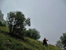 Трава на окомитој  ливади Богу хвала, НИЈЕ била мокра