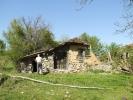 А урушене кућице скривале су сведочанства о минулом начину живота