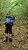 Без обзира на врућину, ова стаза је за искусне планинаре са добром кондицијом. Остали нека не помишљају
