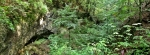 Застајемо најпре да видимо Увирало - понор речице Некудово