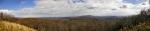 Панорама са врха Оштри камен, доминра Малиник