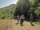 На 3 km од Дебелог Луга, одваја се пут ка резервату Фељешана