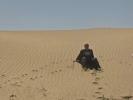 Неко ми рече како ће да ложи друштво да је био у Сахари. И овде камила може на копи/пејст
