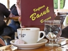 Епилог код Чеде Балића у Близни (влашки качамак са месом, палачинке, кафа)
